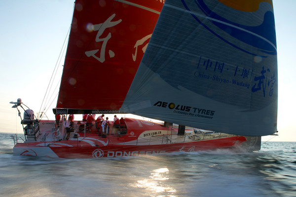 Dongfeng Race Team - Crew