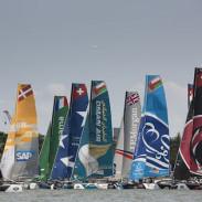 Extreme Sailing Series – Singapur: Los suizos dominan