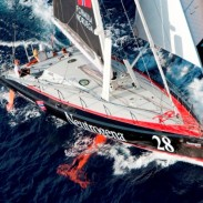 Un chileno en la Barcelona World Race 2014-15