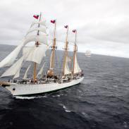 Velas Latinoamerica 2014 llega a Cabo de Hornos