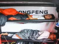 Another Day at the office ©Cheng Ying Kit:Dongfeng Race Team