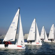 Regata J70 en Algarrobo by Santander