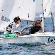 Ducasse y Grez en el Mundial 420 – 2014
