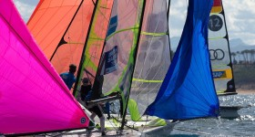 ISAF Sailing World Cup 2014 49er-2 © AGENCIA INTERACTIVA BALEAR