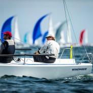 Mundial J70, Día 5 – Poco viento, pocas regatas