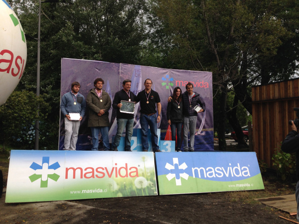 Nacional Masvida Lightning 2014 Premiacion Star © Sorvest.cl