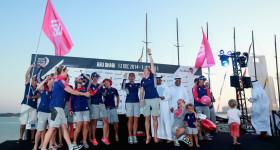Volvo Ocean Race 2014-2015 - Abu Dhabi Stopover