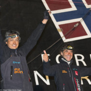 Barcelona World Race 2015: Neutrogena finaliza 2do