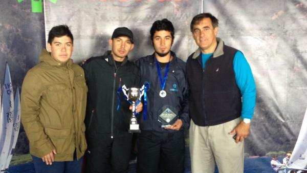 Campeones Copa Masvida 2015 - Mandril