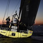 VOR: Brunel gana la etapa a Lisboa