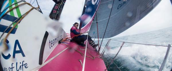 Volvo Ocean Race 2014-15 / Leg 7