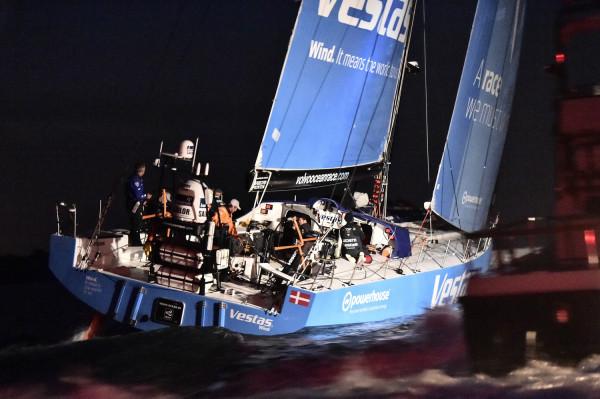 Volvo Ocean Race 2014-15 © Pinto