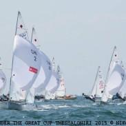 470 Santander finalizó 4º en Mundial Juvenil 2015