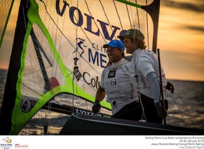 @Sailing Energy / World Sailing - Sailing World Cup Miami 2016