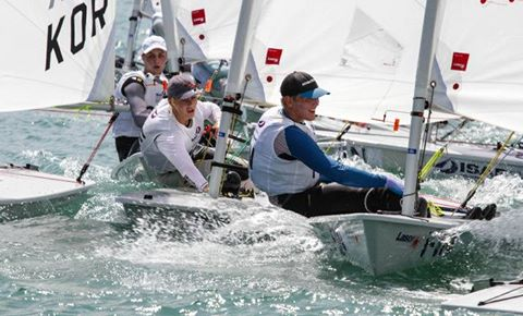 Mundial Juvenil 2015 Daniel Smith:World Sailing 02
