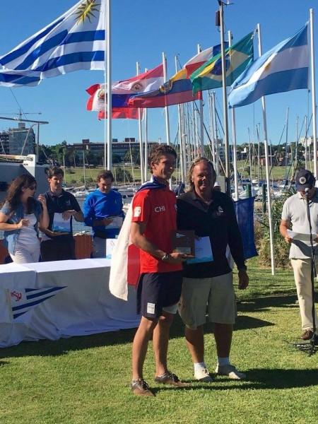 Sudamericano Laser 2016 - Clemente Seguel 02