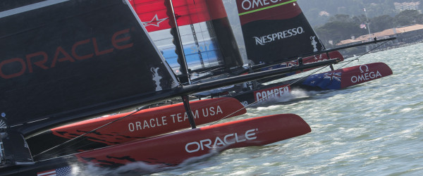 America's Cup Finals Dia2 © Gilles Martin-Raget 01