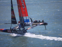 04/07/2013-San Francisco (CA)-34th America's Cup - Opening Day