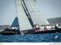 Adris RC44 World Championships 2012
