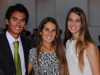 Premiacion Circulo Periodistas Deportivos 2013 - Nadja y Carmina 05