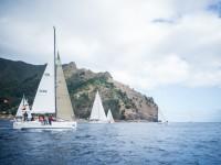Regata en Robinson Crusoe / © Club Yates Higuerillas